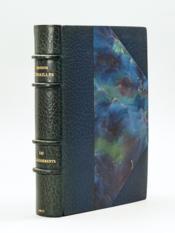 Les Eblouissements [ Edition originale - Livre dédicacé par l'auteur ] - Couverture - Format classique