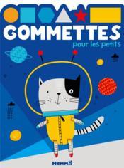 Gommettes pour les petits ; chats - Couverture - Format classique