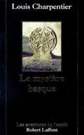 Le mystère basque - Couverture - Format classique