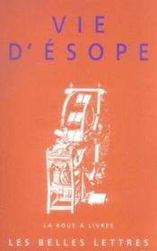 Vie d'esope - Couverture - Format classique