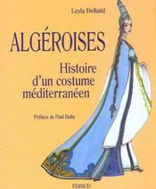 Algeroises - Intérieur - Format classique