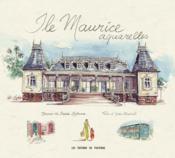 Ile Maurice ; aquarelles - Couverture - Format classique