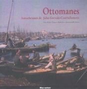 Ottomanes ; autochromes de Jules Gervais-Courtellemont - Intérieur - Format classique