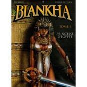 Biankha t.1 ; princesse d'égypte - Couverture - Format classique