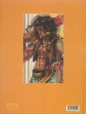 Biankha t.1 ; princesse d'égypte - 4ème de couverture - Format classique