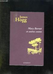 Mary Burnet ; et autres contes - Couverture - Format classique