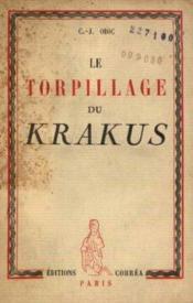 Le torpillage du Krakus - Couverture - Format classique