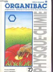 Physique-Chimie - Couverture - Format classique