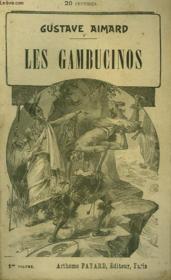 Les Gambucinos. En 4 Tomes. Complet. - Couverture - Format classique