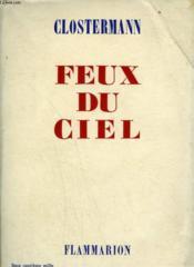 Feux Du Ciel. - Couverture - Format classique