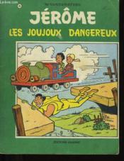 Jerome - Les Joujoux Dangereux - Couverture - Format classique