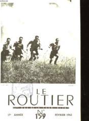 Le Routier N° 159 - Couverture - Format classique
