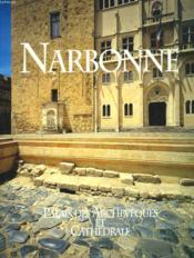 Narbonne. Palais Des Archevêques Et Cathédrale - Couverture - Format classique