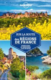 Sur la route des régions de France (2e édition) - Couverture - Format classique