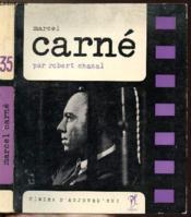 Marcel Carne - Collection Cinema D'Aujourd'Hui N°35 - Couverture - Format classique