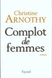 Complot de femmes - Intérieur - Format classique
