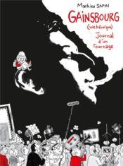 Gainsbourg ; journal d'un tournage - Couverture - Format classique