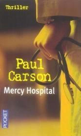 Mercy Hospital - Couverture - Format classique