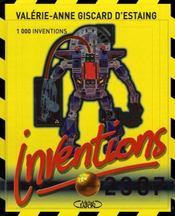 Inventions 2007 - Intérieur - Format classique