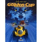 Golden cup t.3 ; des loups dans la spéciale - Couverture - Format classique