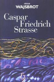 Caspar-Friedrich-Strasse - Intérieur - Format classique