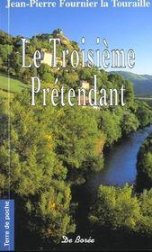 Troisieme Pretendant (Poche) (Le) - Intérieur - Format classique