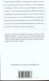 Troisieme Pretendant (Poche) (Le) - 4ème de couverture - Format classique