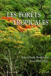 Forets tropicales - Couverture - Format classique