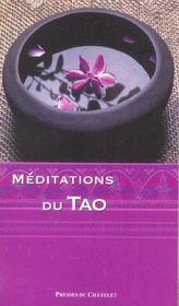 Méditations du tao - Intérieur - Format classique