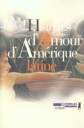 Histoires d'amour d'Amérique latine - Intérieur - Format classique