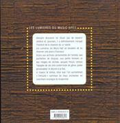 Georges brassens - 4ème de couverture - Format classique