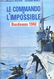 Le Commando De L Impossible - Couverture - Format classique