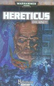 Hereticus - Intérieur - Format classique