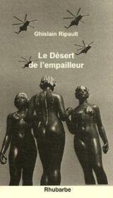 Le désert de l'empailleur - Couverture - Format classique