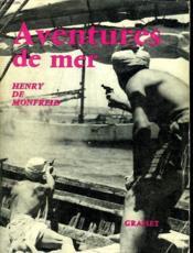 Aventures De Mer. - Couverture - Format classique