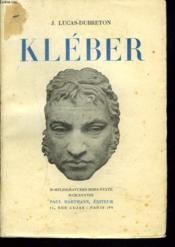 Kleber 1753-1800. - Couverture - Format classique