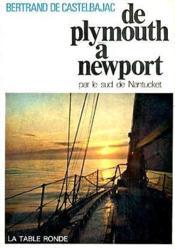 De Plymouth à Newport par le sud de Nantucket. - Couverture - Format classique