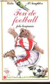 Fou De Football - Couverture - Format classique