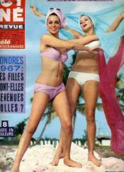 Cine Revue - Tele-Programmes - 47e Annee - N° 41 - Chuka - Couverture - Format classique