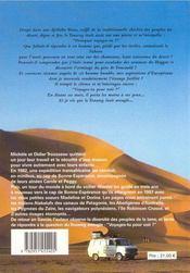 Cap vers bonne-esperance - 4ème de couverture - Format classique