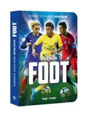 Agenda scolaire ; foot (édition 2018/2019) - Couverture - Format classique