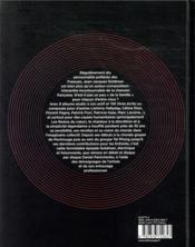 Goldman, l'intégrale ; l'histoire de tous ses disques - 4ème de couverture - Format classique