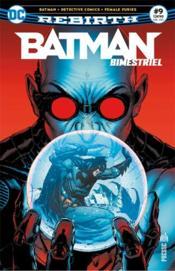 Batman rebirth bimestriel N.9 - Couverture - Format classique