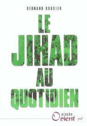 Le jihad au quotidien - Intérieur - Format classique