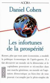 Les infortunes de la prospérité - Couverture - Format classique
