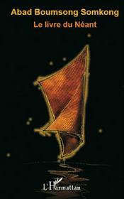 Livre du néant - Intérieur - Format classique