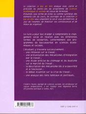 Changement Social Et Solidarites - 4ème de couverture - Format classique