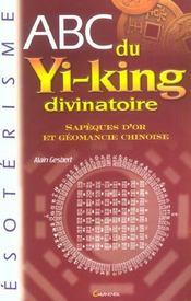 ABC du yi-king divinatoire - Intérieur - Format classique