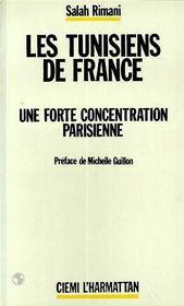 Tunisiens De France Une Forte Concentration ... - Intérieur - Format classique