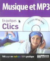 Musique et mp3 - Intérieur - Format classique